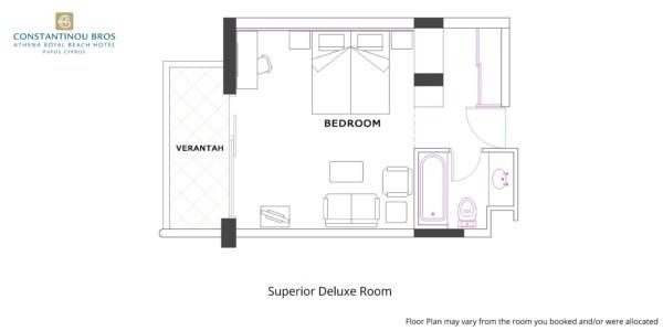 5 Superior Deluxe Room