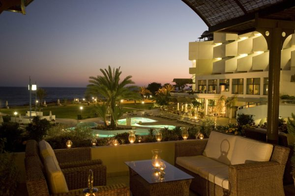 _athena royal beach hotel - night verandah_resized