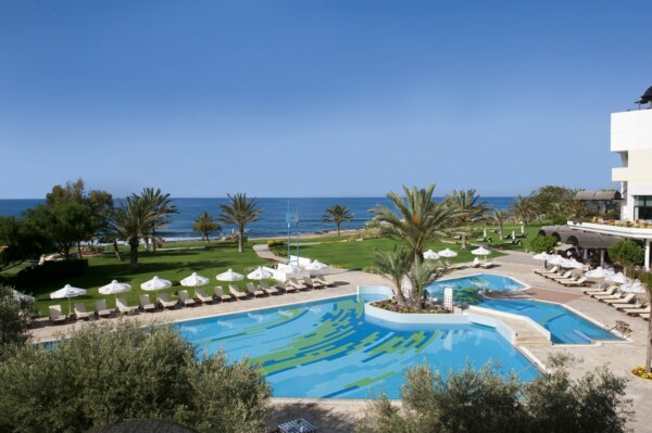 1 ATHENA ROYAL BEACH HOTEL EXTERIOR VIEW