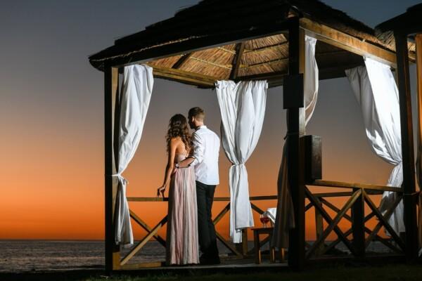 13 ATHENA ROYAL BEACH HOTEL SUNSET