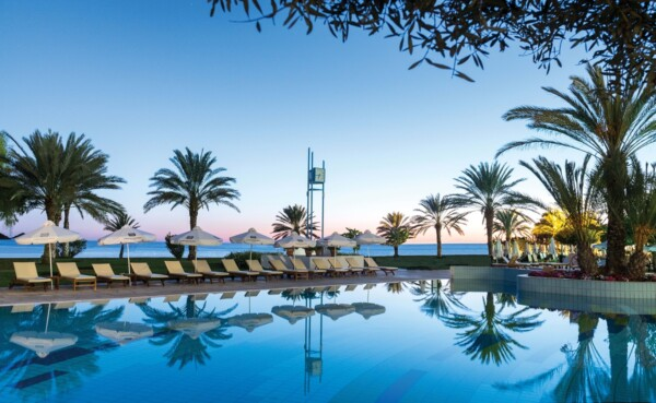 4 ATHENA ROYAL BEACH HOTEL POOL AND SEA VIEW