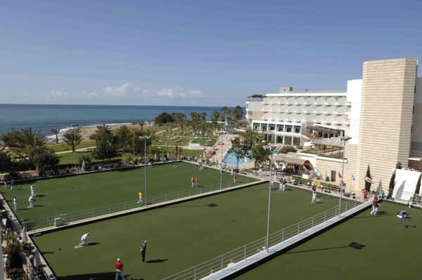 49 ATHENA ROYAL BEACH HOTEL BOWLING GREENS