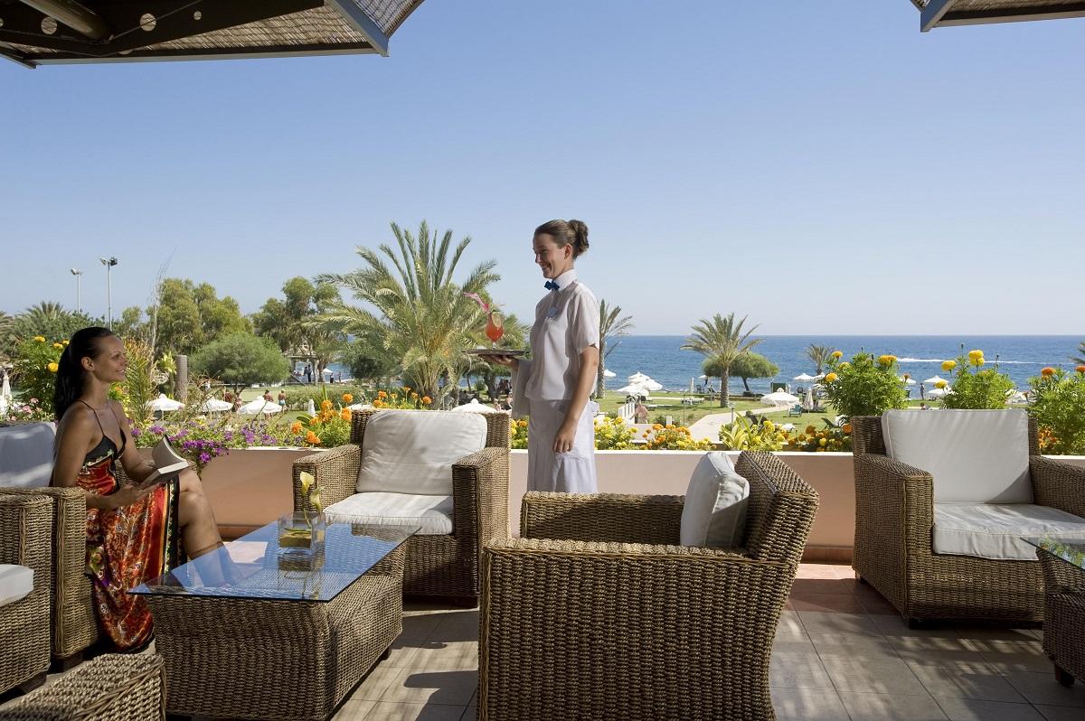 6 ATHENA ROYAL BEACH HOTEL VERANDAH