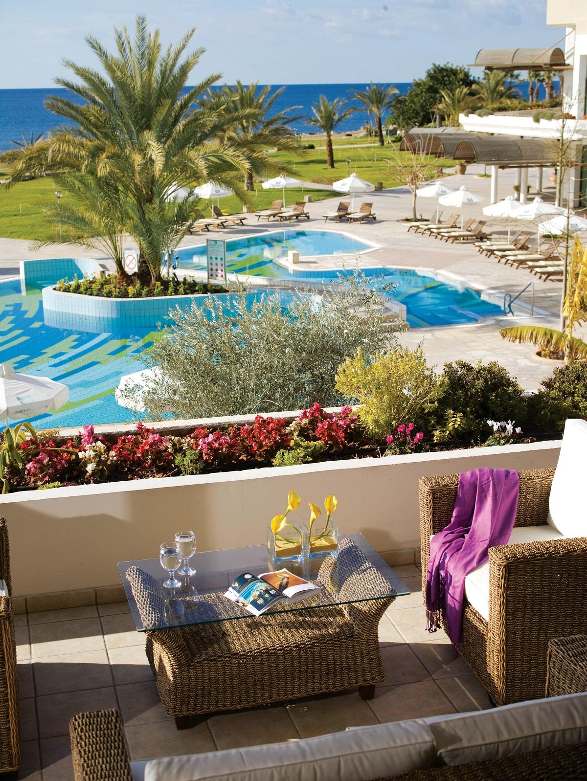 7 ATHENA ROYAL BEACH HOTEL VERANDAH