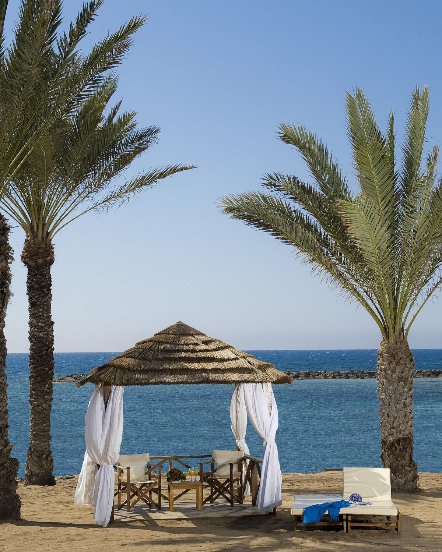 8 ATHENA ROYAL BEACH HOTEL BEACH CABANA